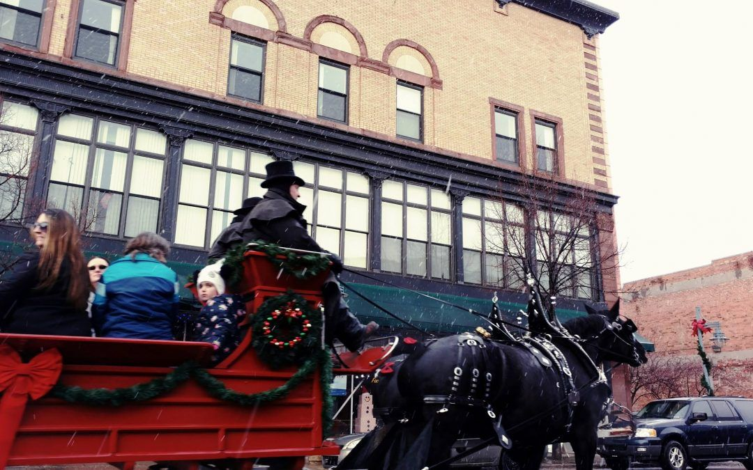 2017 Downtown Christmas Open House
