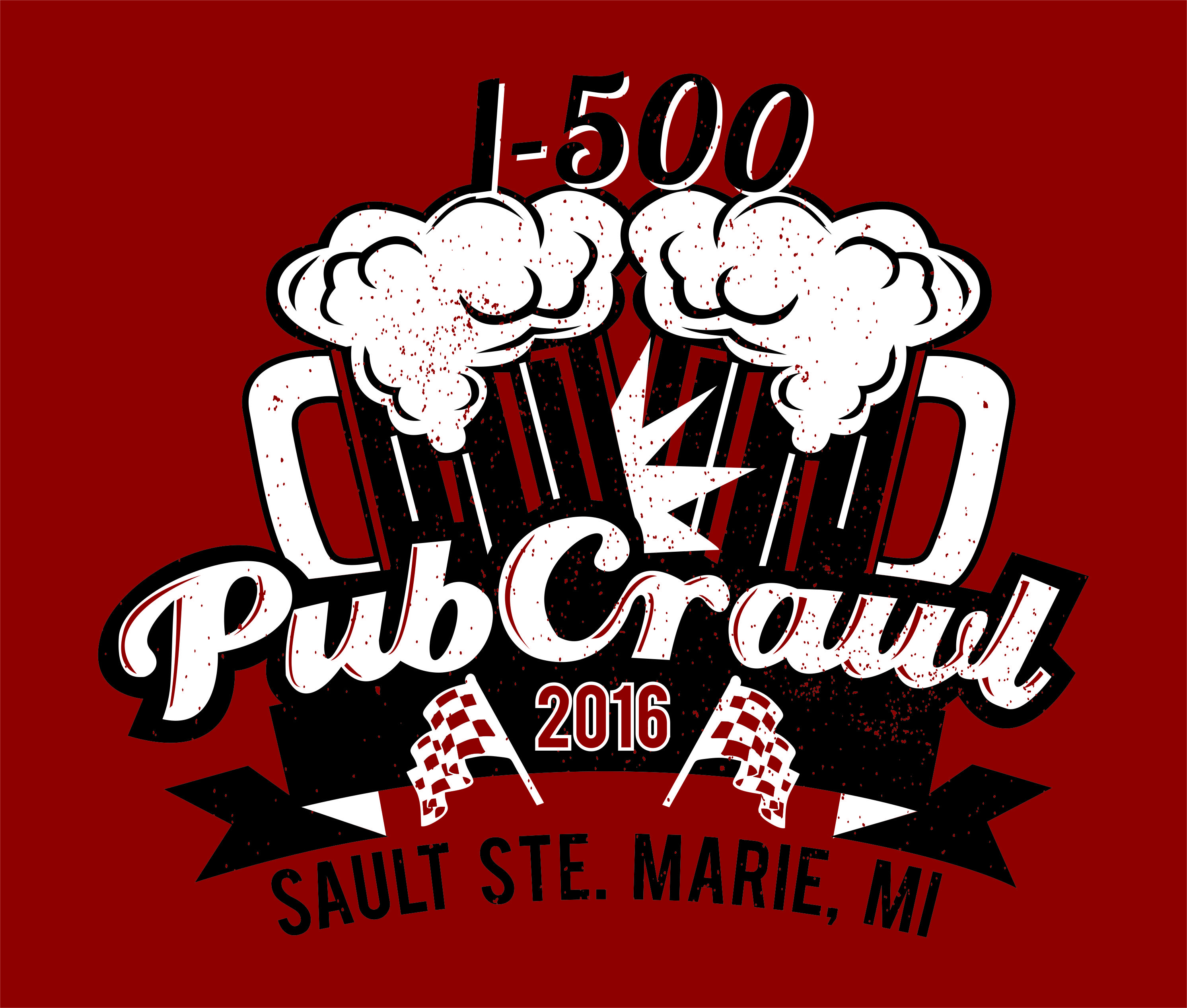 Annual I-500 Pub Crawl