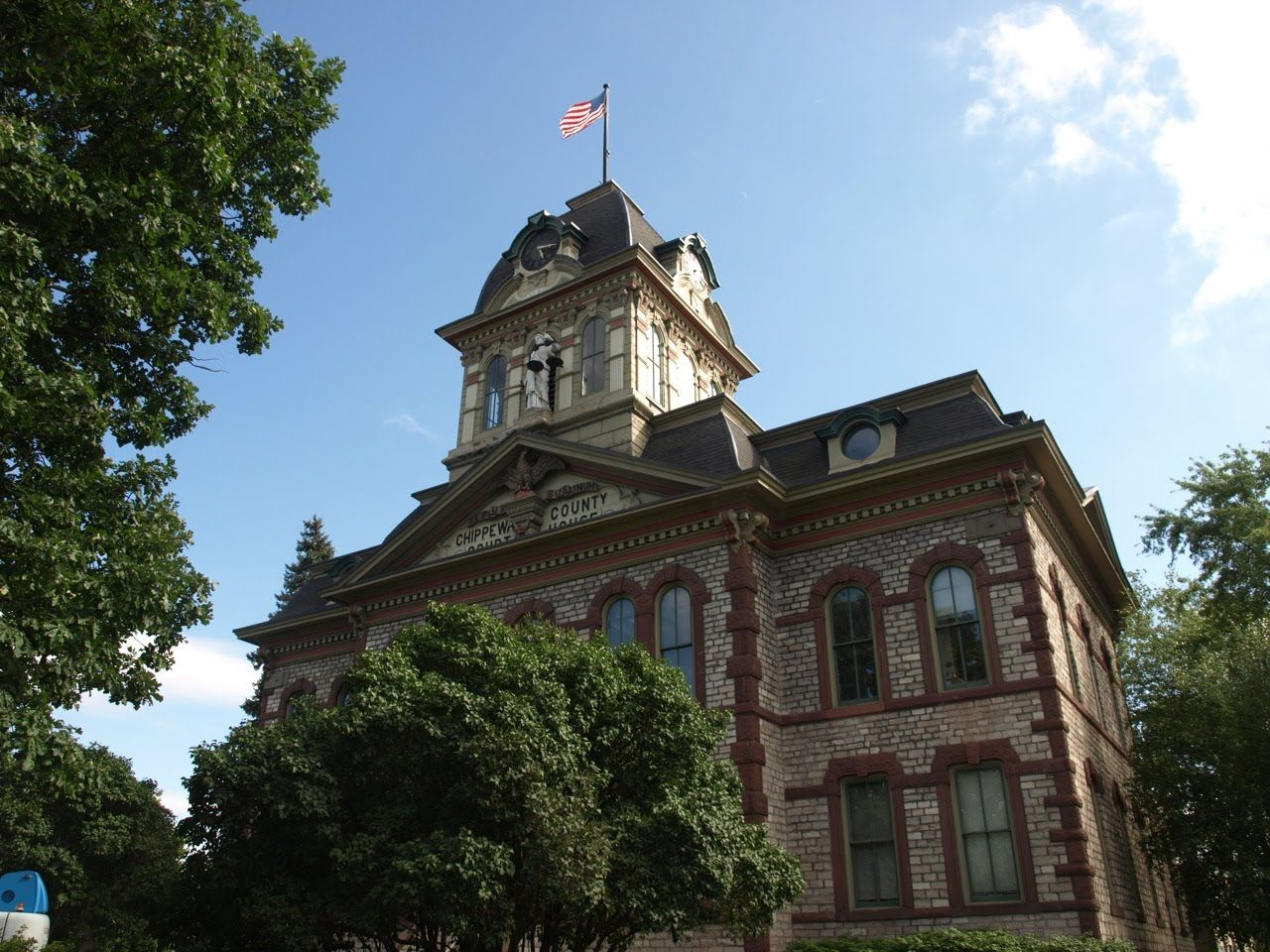 The County Courthouse