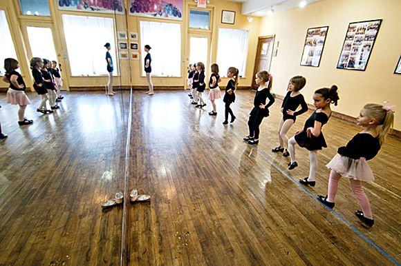 Soo Theater Dance Class