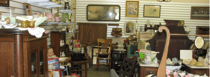 Cash for Clutter & Heritage Antiques